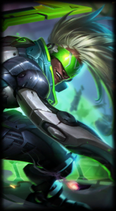Project Ekko Loading Screen