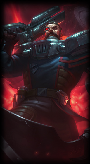 Dreadnova Gangplank Loading Screen