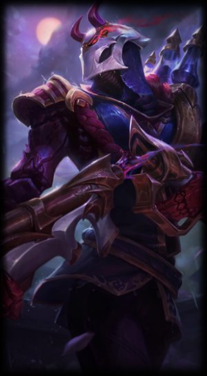 Blood Moon Jhin Loading Screen