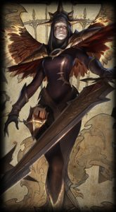 Iron Inquisitor Kayle Loading Screen