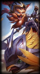 Sir Kled Loading Screen