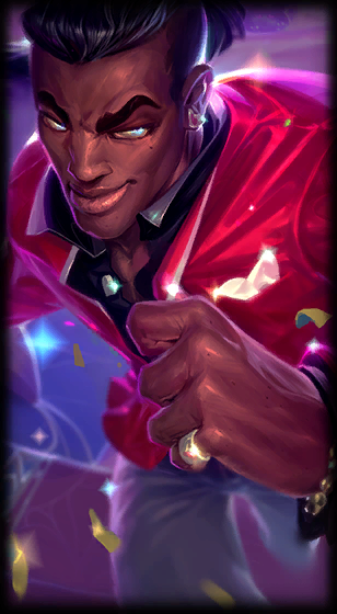 Heartseeker Lucian - LoL Skin Spotlight - League of ...