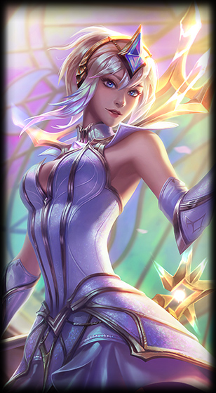 Elementalist Lux Loading Screen