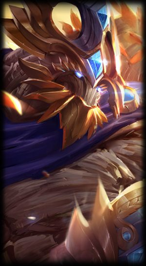 Victorious Maokai Loading Screen