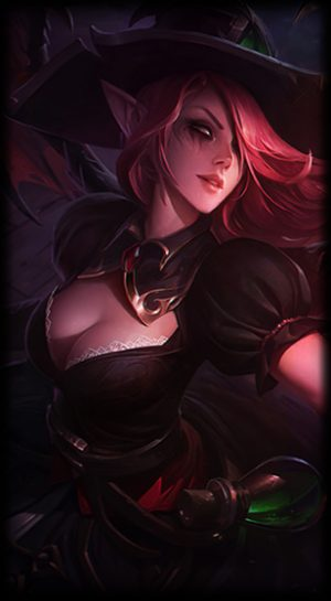 Bewitching Morgana Loading Screen