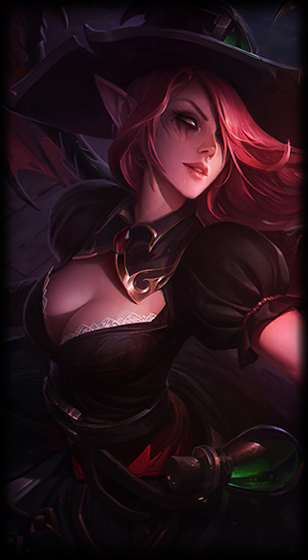 Conception innovante 5ffc2 35504 Bewitching Morgana - LoL Skin Spotlight - League of Legends skin