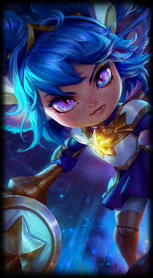 Star Guardian Poppy Loading Screen