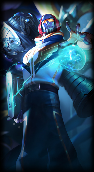 SKT T1 Ryze Loading Screen