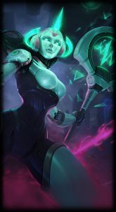Program Soraka Loading Screen