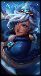 Freljord Taliyah Loading Screen