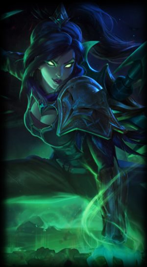 Soul Stealer Vayne Loading Screen