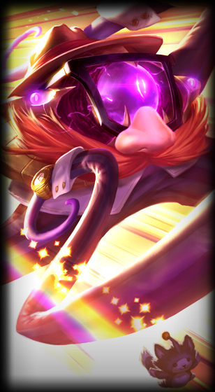 Definitely Not Vel'Koz Loading Screen