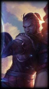Young Ryze Loading Screen
