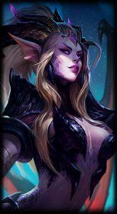 Zyra Dragon Sorceress Zyra Loading Screen