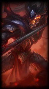 Xin Zhao Dragonslayer Xin Zhao Dragonslayer Xin Zhao Loading Screen