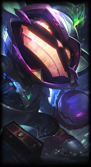 Battle Boss Ziggs loading screen