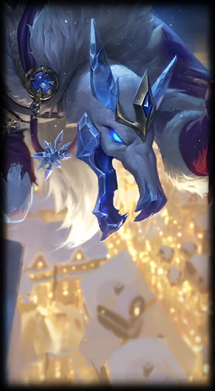 Ice king Twitch load screen