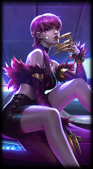 loading screen kda evelynn