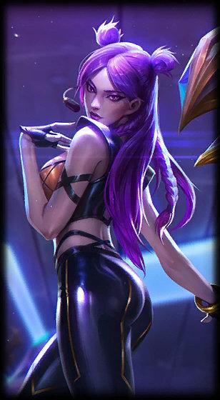 K Da Kai Sa League Of Legends Skin Lol Skin Info