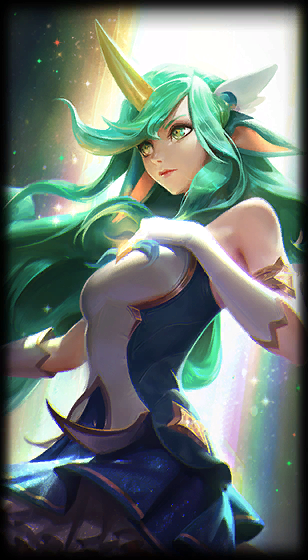 Star Guardian Soraka League Of Legends Skin Lol Skin