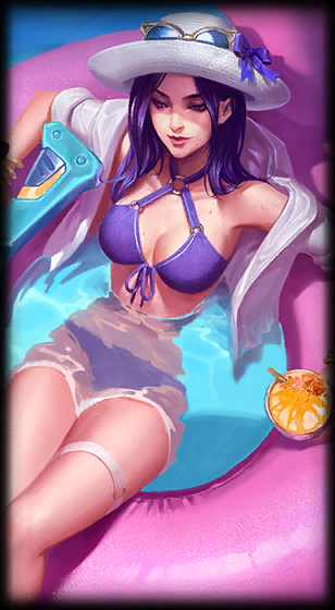 loading screen pool party caitlyn
