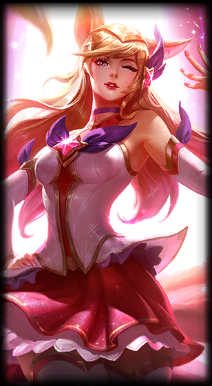 Star guardian ahri loading screen