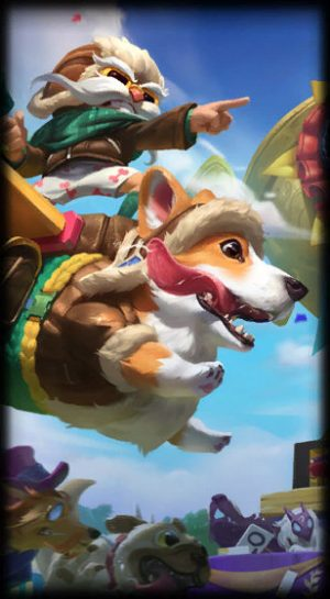 loading screen corgi corki
