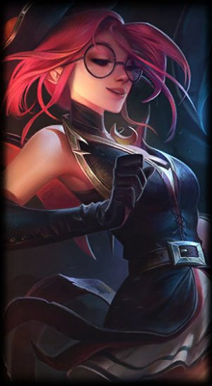 bewitching janna loading screen