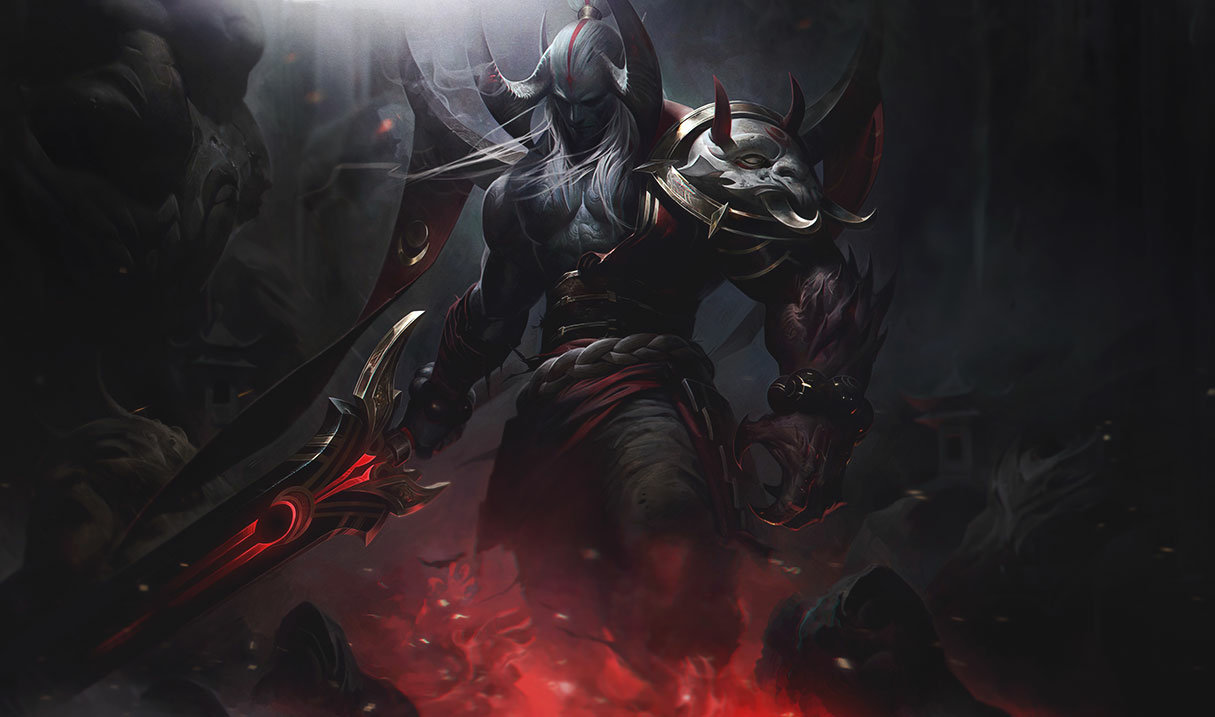 splash art blood moon aatrox