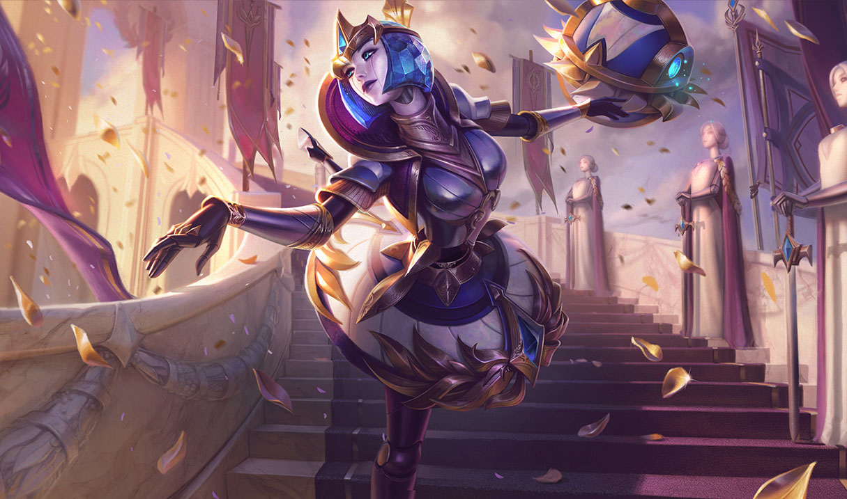 Victorious Orianna Gold Reward
