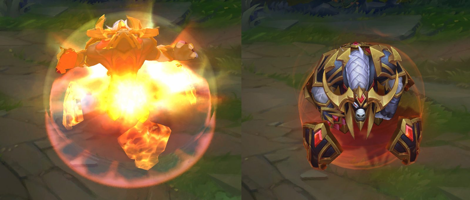 conqueror alistar skin spell animation