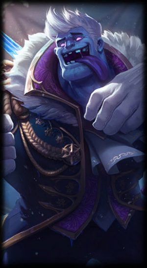 loading screen dr mundo frozen prince