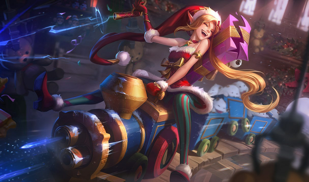 splash art ambitious elf jinx