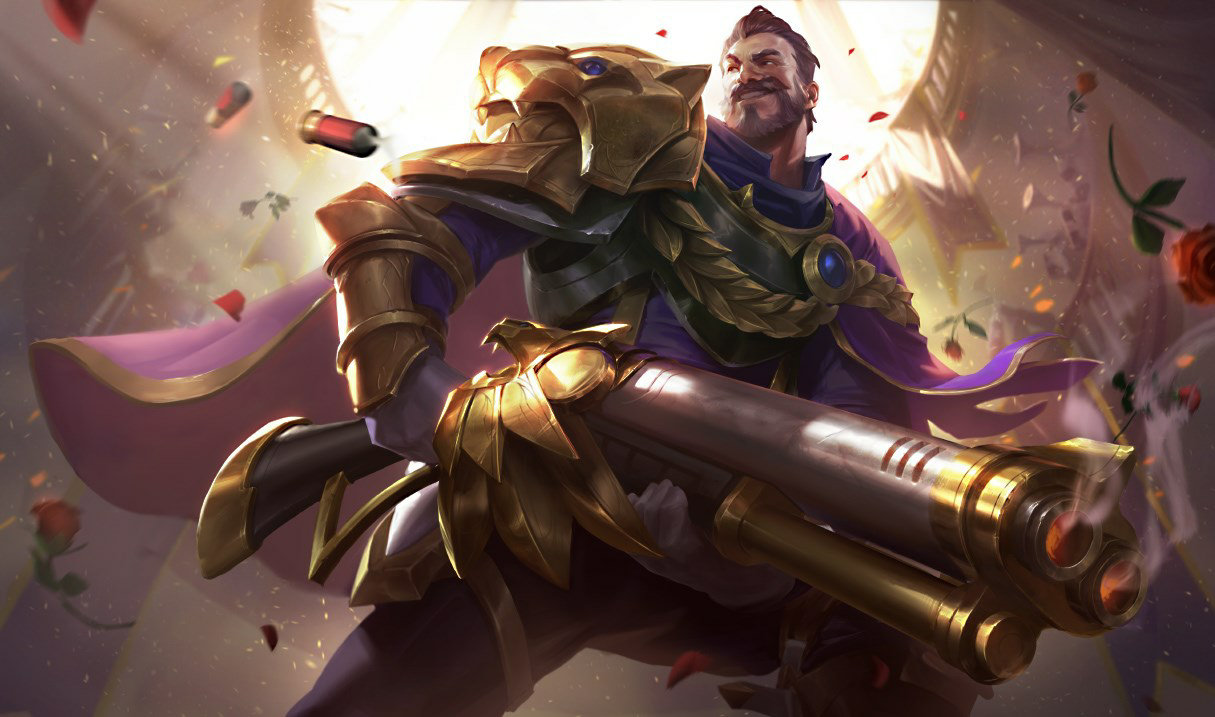 splash art victorious graves