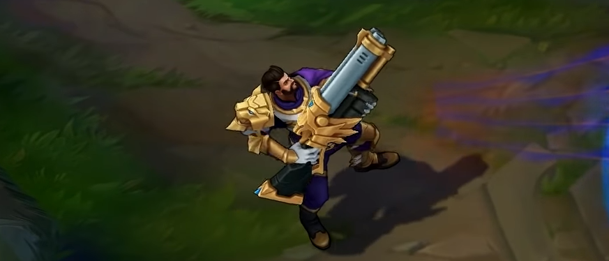 victorious graves skin for league of legends ingame picture