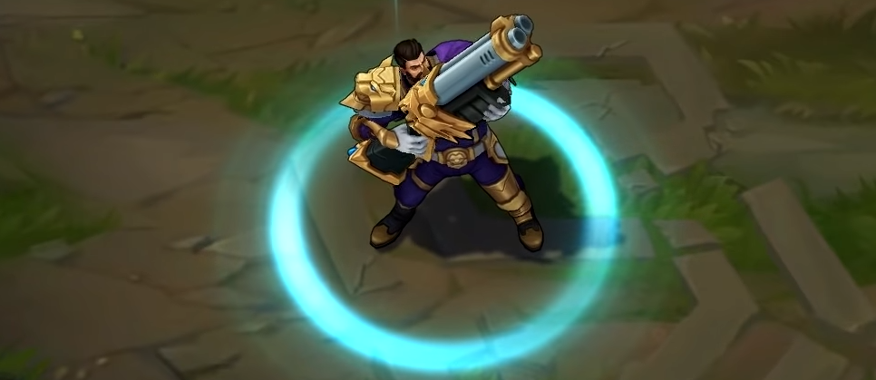 victorious graves skin recall animation