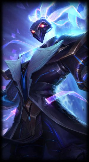 Pulsefire Thresh load screen