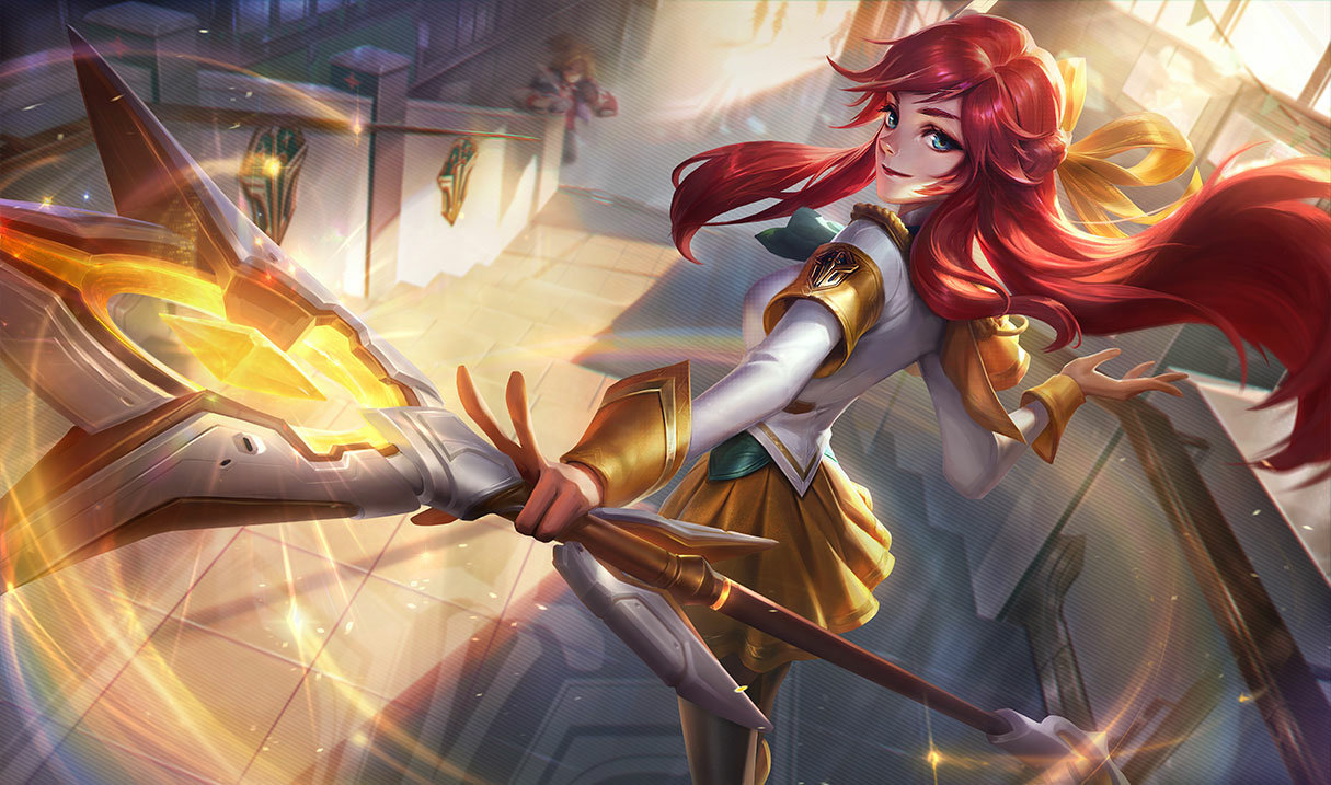 splash art battle academia lux prestige edition