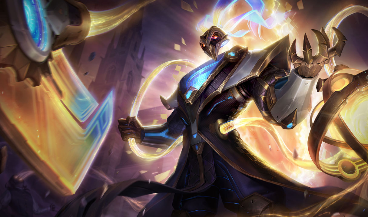 splash art