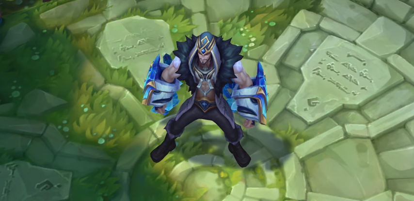 freljord sylas skin for league of legends ingame picture