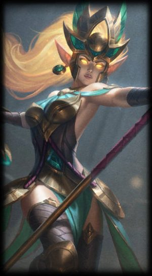 loading screen guardian of the sands janna
