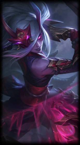 loading screen blood moon katarina