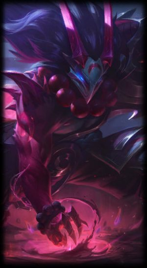 Loading screen blood moon tryndamere