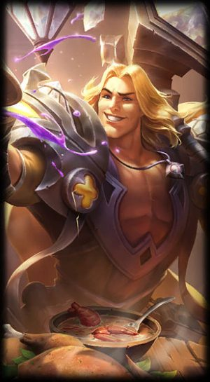 loading screen taric luminshield